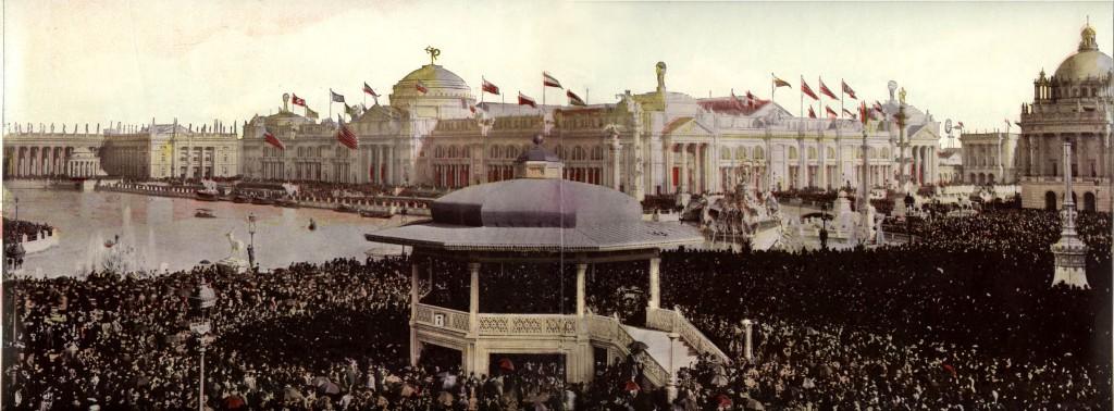 1892 Columbian Exposition