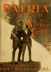 1916 Motion Picture Weekly Patria