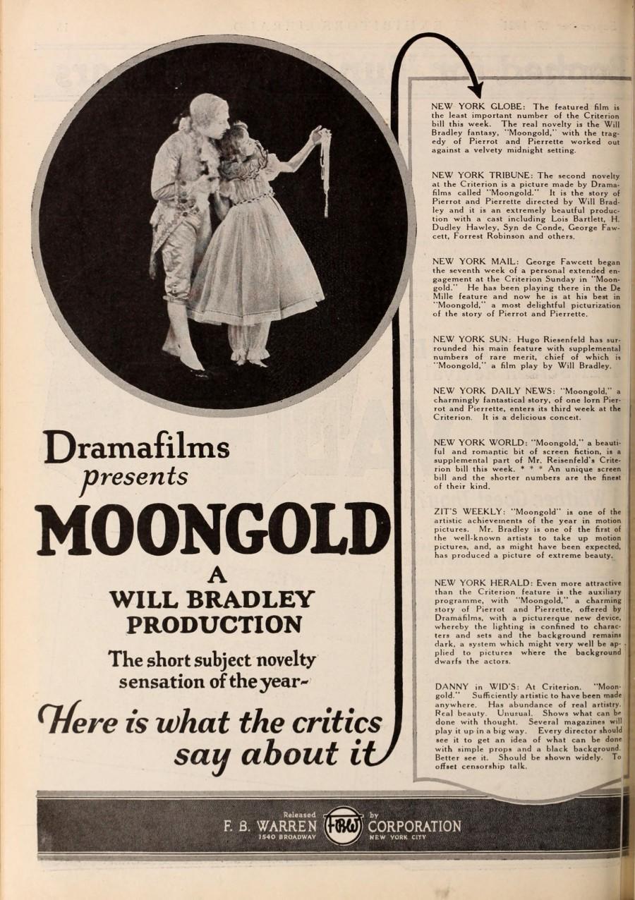 1921 Exhibitors Herald Moongold 3