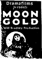 Moongold film ad, 1921