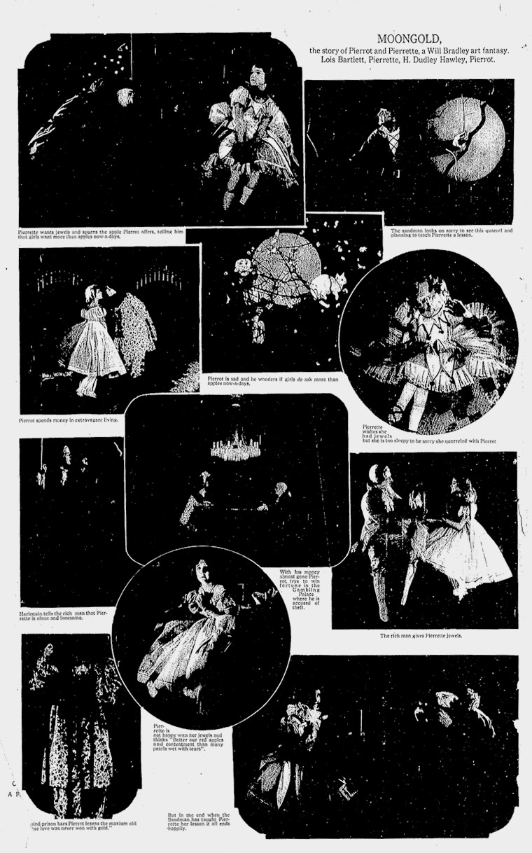Moongold newspaper pictures
