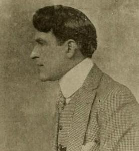 John Charles, silent film villain