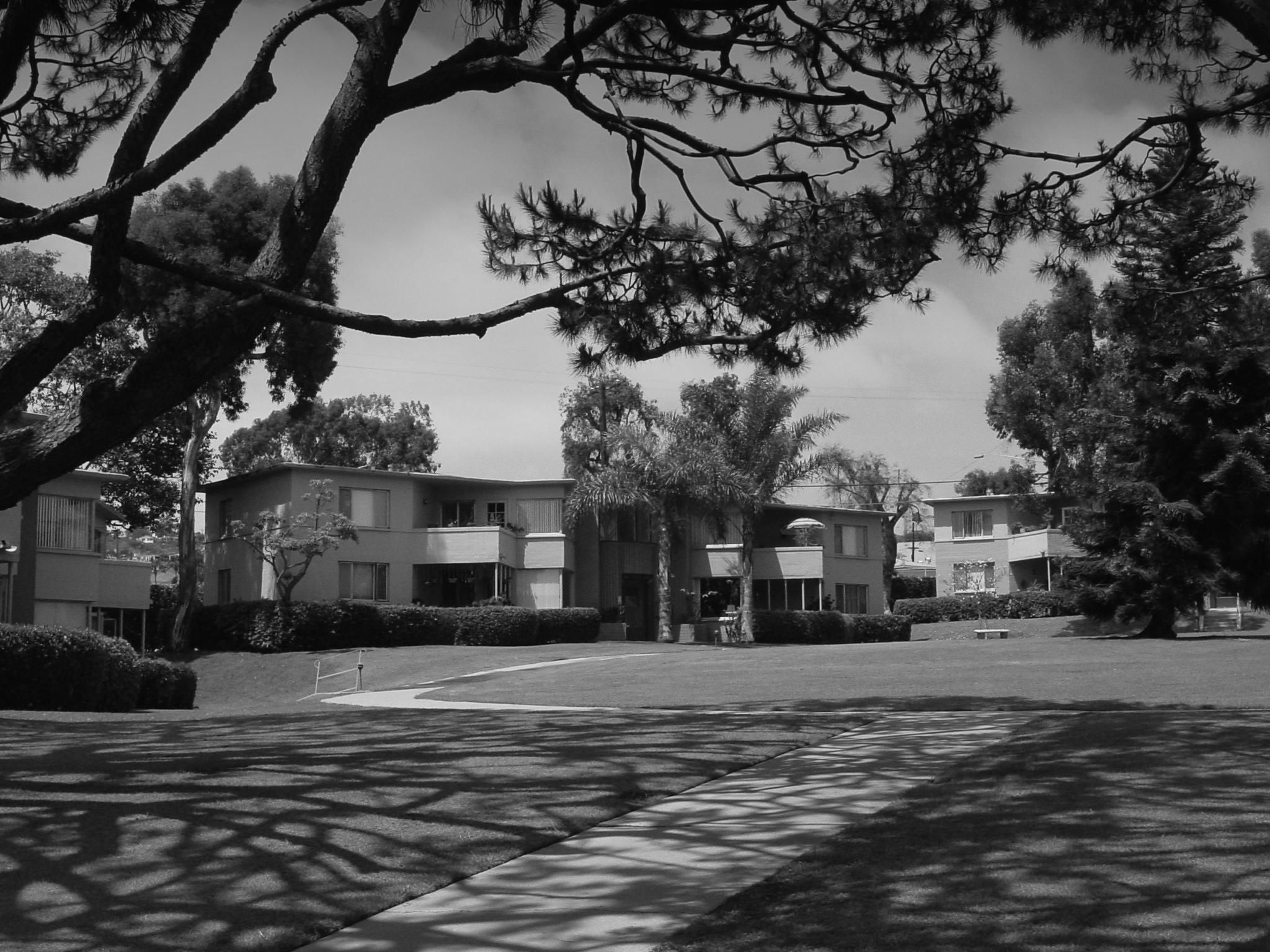 Clairemar Gardens (Park La Jolla Apartments), La Jolla, CA